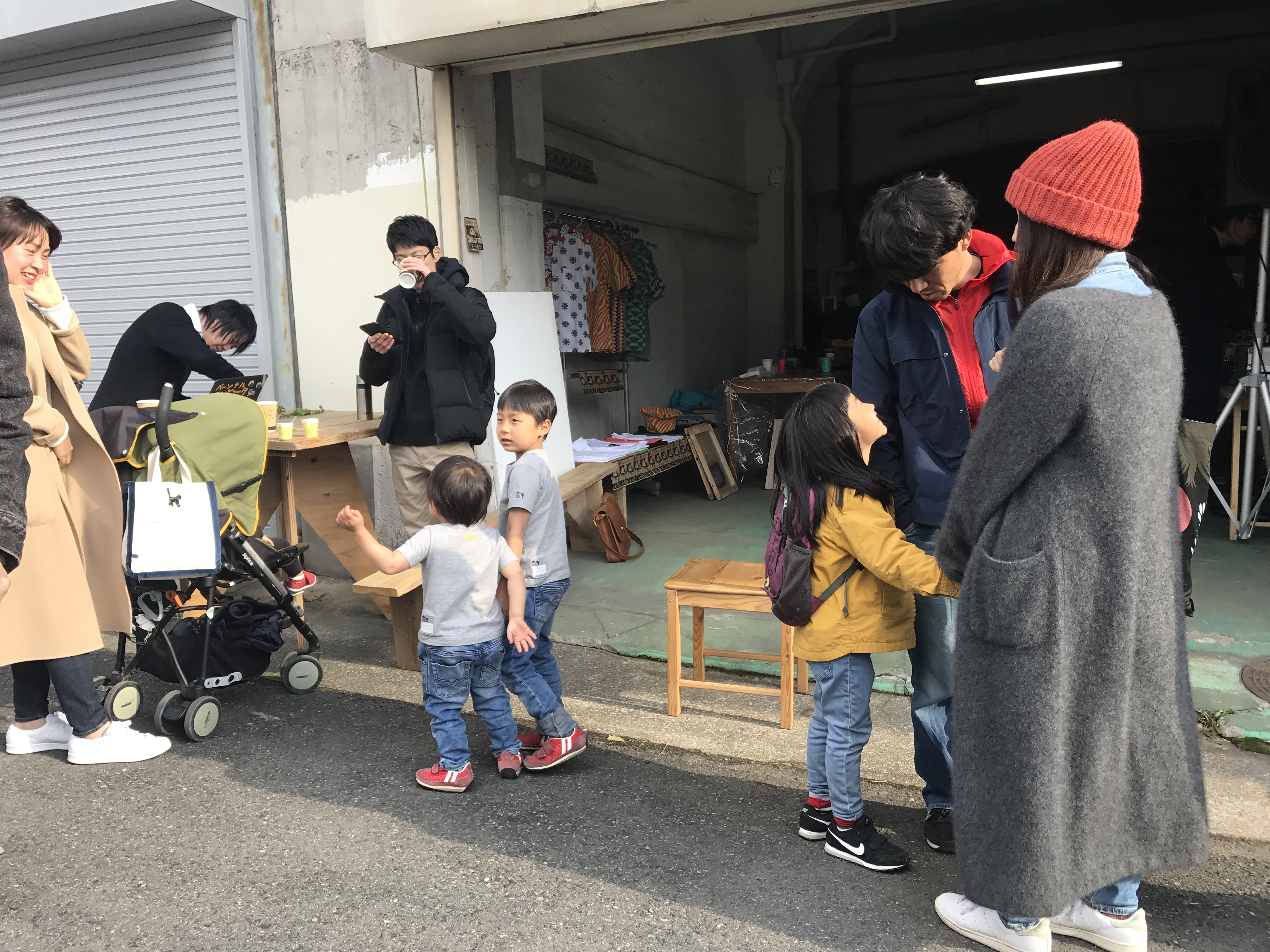 A Kobe FLEA, Kobe, Japan